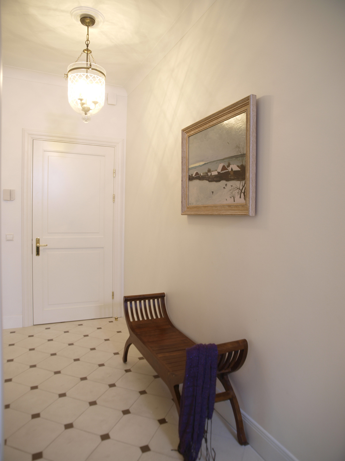 Private Apartment in Riga Quiet Center